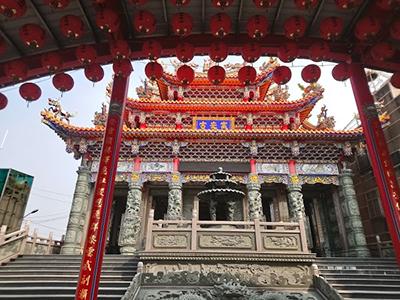 東石富安宮